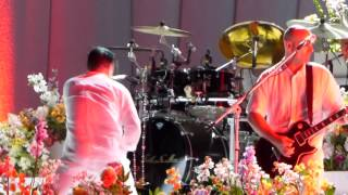 """Sol Invictus & Digging the Grave"" Faith No More@Mann Skyline Stage Philadelphia 8/1/15"