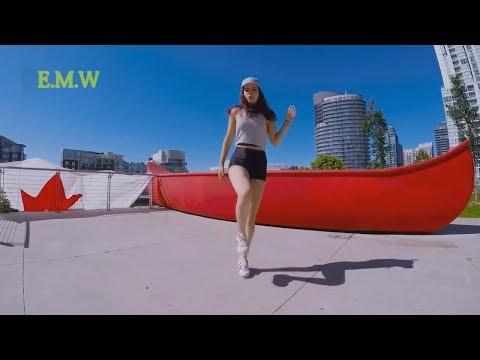 RIHANNA - UMBRELLA SHUFFLE DANCE MUSIC  (REMIX)