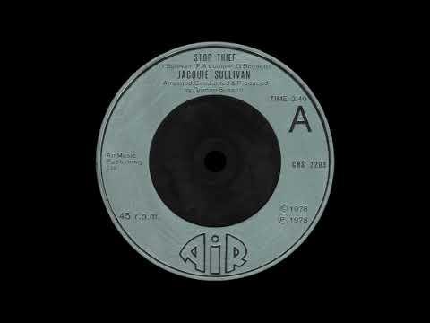 Jacquie Sullivan - Stop Thief