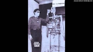 The Dictaphone- Horizontal Man
