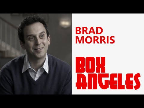 Brad Morris Approaches Life Like Improv