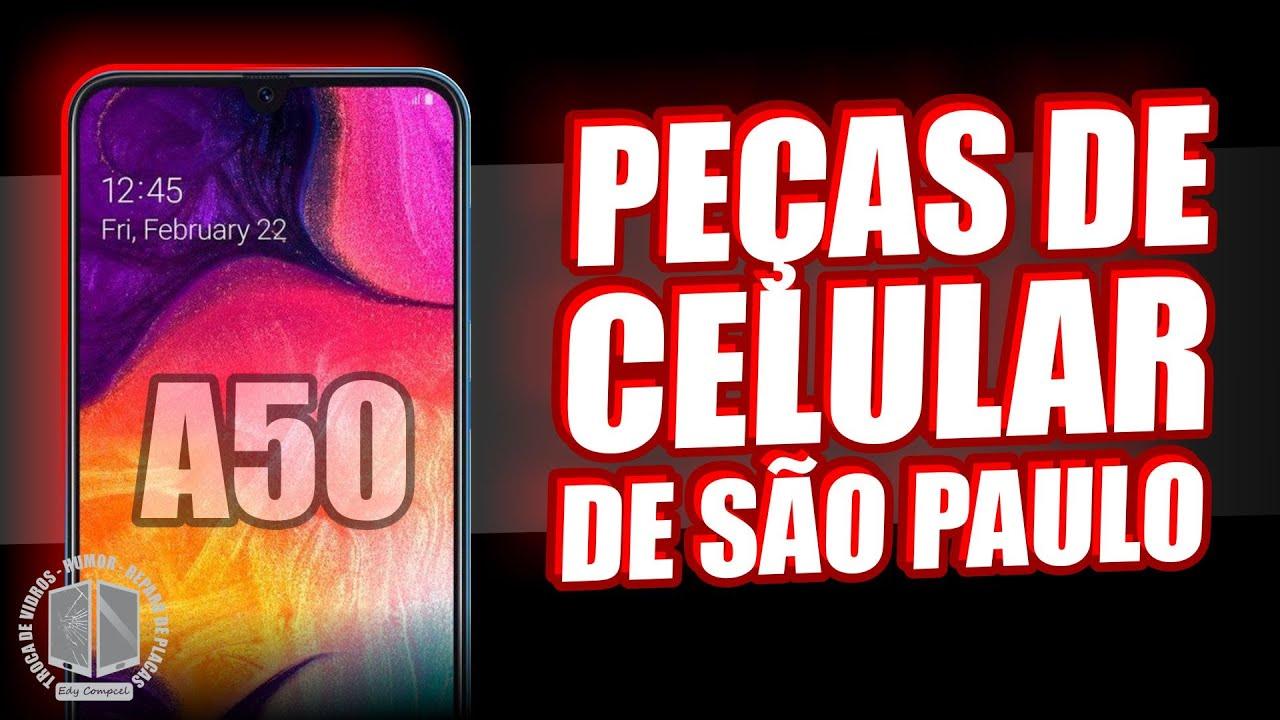 COMPREI TELAS A50 MUITO BARATO!! Dica de FORNECEDOR de PEÇAS!