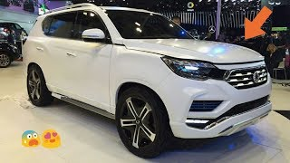MAHINDRA XUV 700 is Coming to KILL Toyota Fortuner