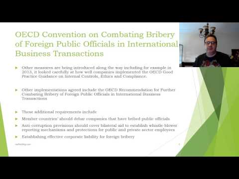 OECD Convention on Combating Bribery of Foreign Public Officials
