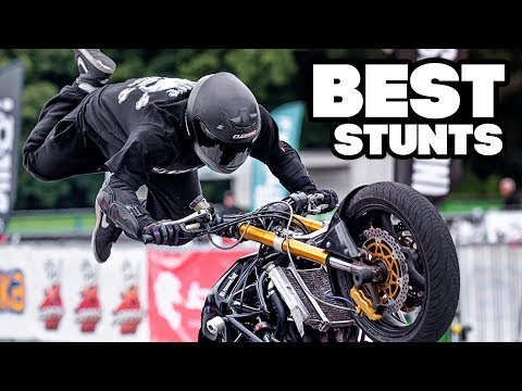 Best Stunts Compilation - Stunters Battle 2017