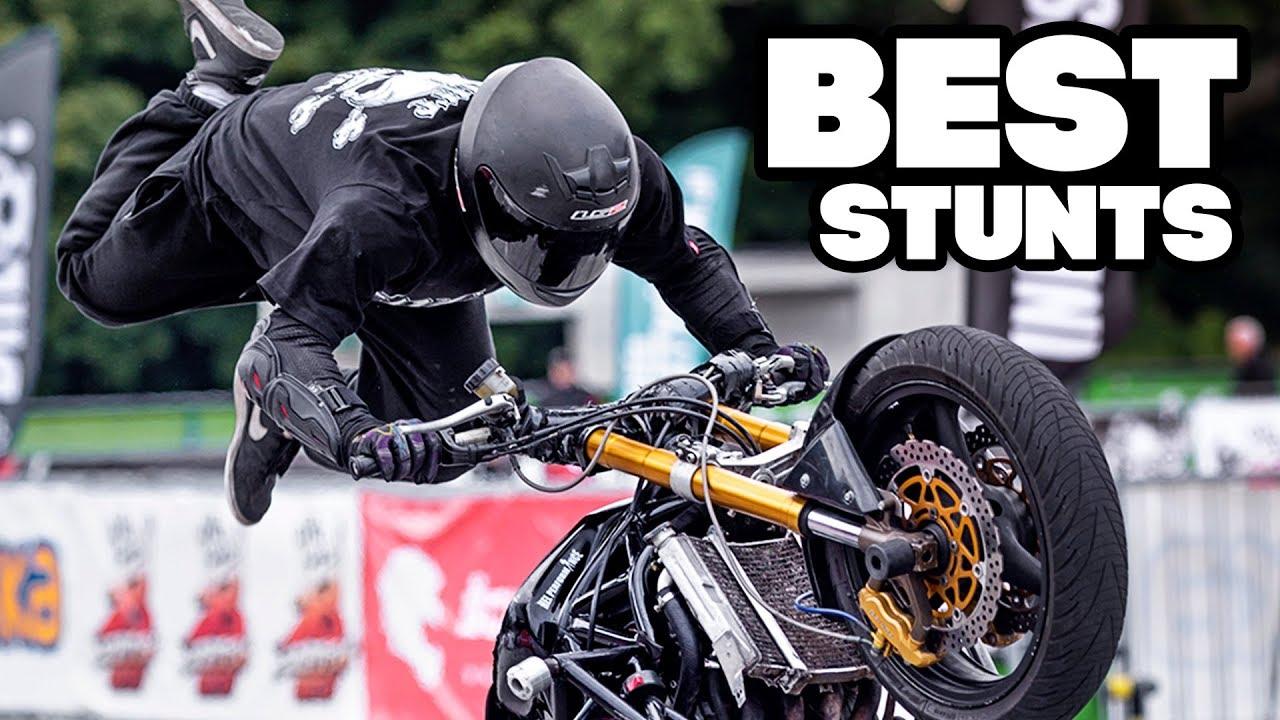 Download Best Stunts Compilation - Stunters Battle 2017