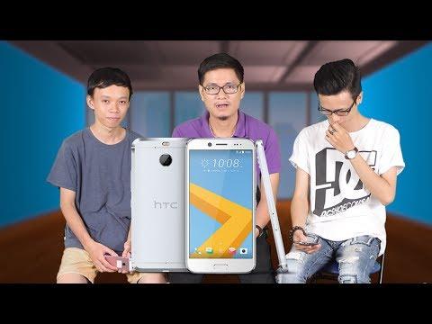 Hỏi đi đáp luôn +34: HTC 10 Evo điện thoại chính hãng đáng mua nhất tầm giá 6 triệu