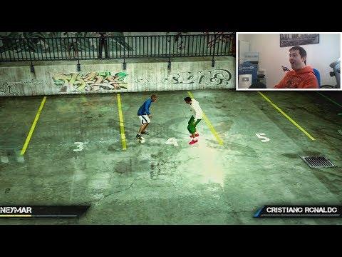 Ronaldo And Messi Ad