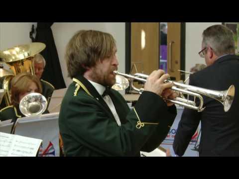Haverhill Silver Band - Bolsover Festival of Brass 2016