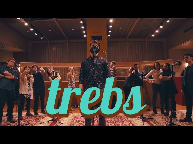 Uptown Funk - Mark Ronson ft. Bruno Mars (BU Treblemakers A Cappella)