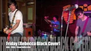 Friday cover by july (http://wearejuly.com) http://myspace.com/wearejuly http://facebook.com/wearejulyoriginally rebecca black we do not own this song at ...