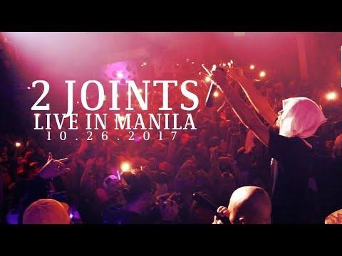 Bugoy na Koykoy & Ives Presko - 2 Joints Live In Manila 10/26/2017