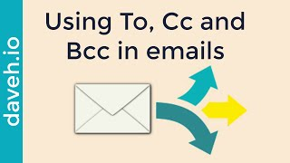 sending emails to multiple recipients the difference between to cc and bcc