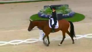 Isabell Werth & Don Johnson,Aachen CDIO5* 2015