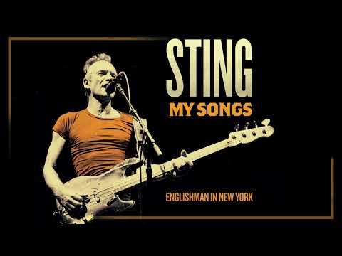 Sting -  Englishman In New York (Audio)