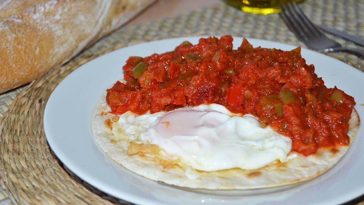 Huevos rancheros recetas de cocina r pidas y f ciles - Cocina rapida y facil ...