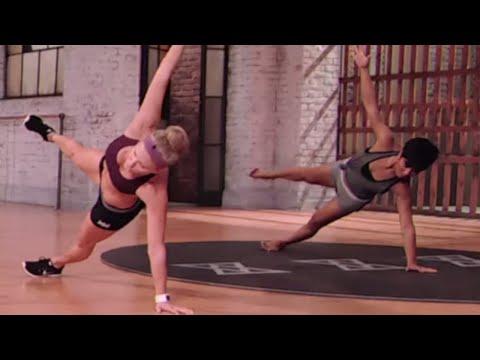 45 MIN CORE Full Bodyweight Workout | Level 2 w/ Rebecca Kennedy