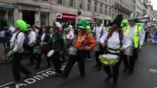 مصر العربية   مسيرة في لندن احتفالا بعيد