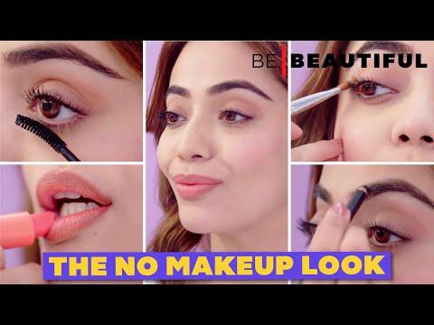 How To Get The No Makeup Look
