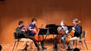 West Jazz String Quartet - The Promised Land - FFVII (Nobuo Uematsu)