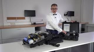 Як перевірити ПСЗ БГ 4 з РЗ 7000 випробувальний пристрій