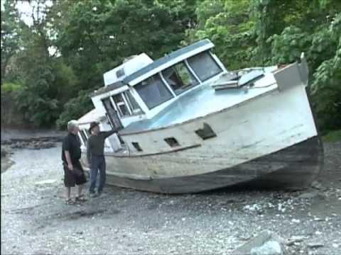 Abandoned Boats Of Salt Spring Island Youtube