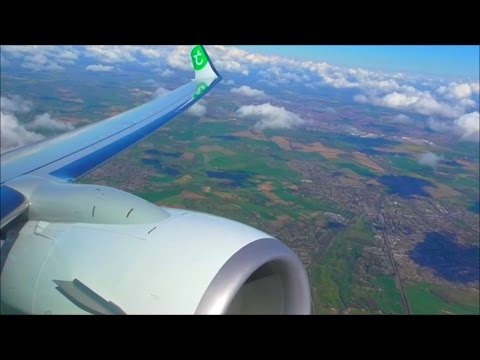 Transavia France Boeing 737-8K2 | London Luton to Paris Orly *Full Flight*
