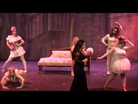 Addams Family Musical Secrets