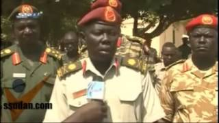 South Sudan - 30 Soldiers Arrested In Juba New Year Shootings