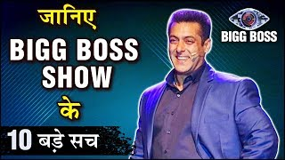 Bigg Boss Show 10 SHOCKING UNKNOWN Facts | TellyMasala