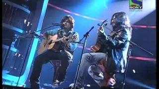 X Factor India - Pritam jams with Piyush on Baatein Kuch Ankahee Si - X Factor India - Episode 13 - 25 June 2011