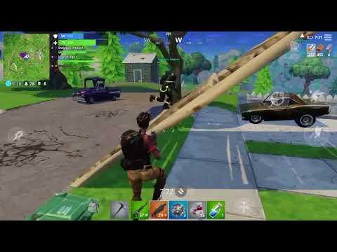 Squad Victory Fortnite Mobile HD 10+ Kills