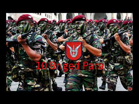 10 Briged Para ll OTHERWISE - Soldiers
