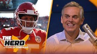 Herd Hierarchy: Colin's Top 10 NFL teams after 2018-19 Week 10 | NFL | THE HERD