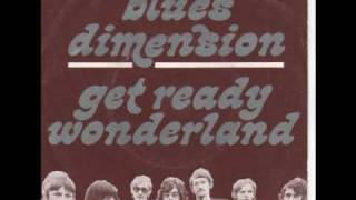 Blues Dimension - Get Ready
