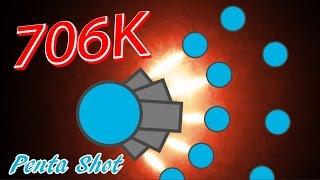 Diep.io – Penta Shot vs. Teamers - FFA (706K)