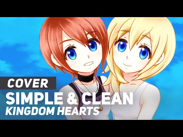 Kingdom Hearts - Simple and Clean Sanctuary AmaLe