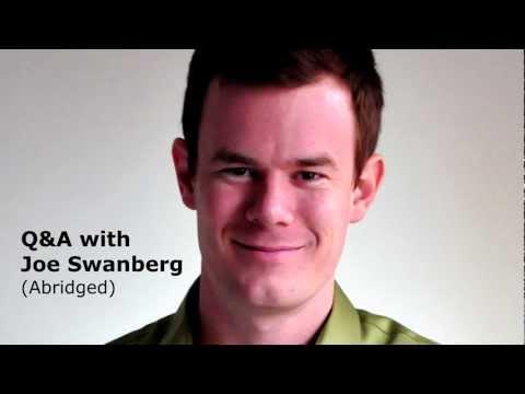 Q&A with Joe Swanberg