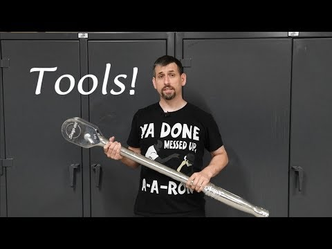 Tools! 9 Things I can't Live Without!