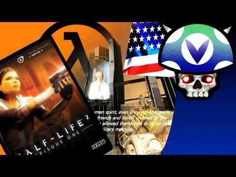 [Vinesauce] Joel - Half Life Marathon: Half-Life 2: Episode 1