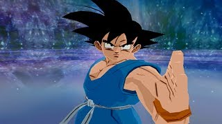 DBZ Budokai Tenkaichi 3: DBZ and GT Goku Special Quotes