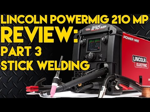 🔥 Lincoln PowerMIG 210 MP Review (Part 1): TIG Welding | TIG Time