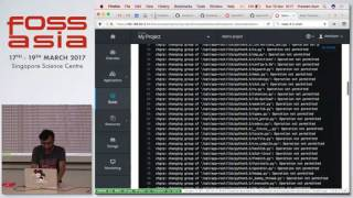 Minishift: Openshift Origin at your desk - Praveen Kumar - FOSSASIA Summit 2017