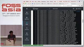 Minishift: Openshift Origin at your desk - Praveen Kumar - FOSSASIA Summit 2017
