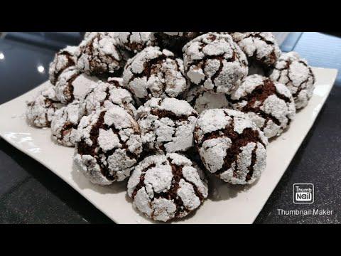 craquelÉs-(ghriba)-amande-noix-de-coco-et-chocolat