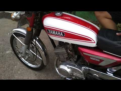 Yamaha AS3 1972