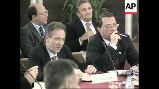 CRETE: GREEK PM OPENS BALKAN SUMMIT WITH CALL TO END DIFFERENCES