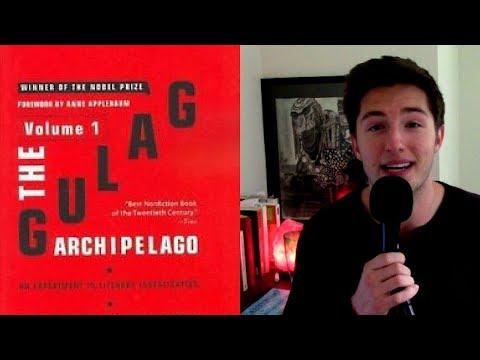 The Gulag Archipelago YouTube Hörbuch Trailer auf Deutsch