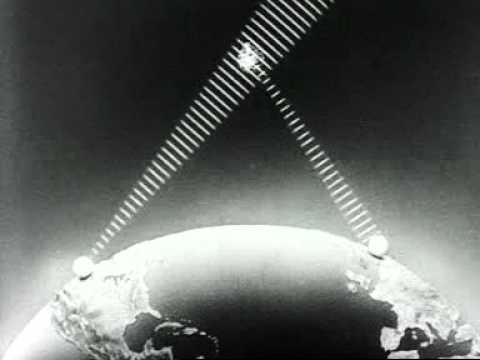 Telstar communicatie-satelliet (1962)