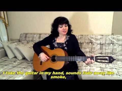 ПИЛОТЫ...слова и музыка Александра Гами, исполняет Валерия Мансурова